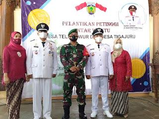 Pengambilan Sumpah Jabatan Petinggi Antar Waktu di Pendopo Jepara
