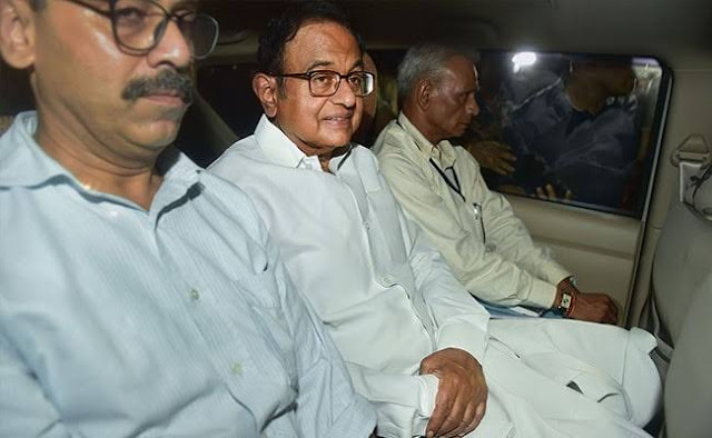 Opinion: Mr. Chidambaram! Forgot the days when you did not have time to listen to the complaint of innocent Muslims? - Truth Arrived