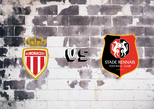 AS Monaco vs Rennes  Resumen