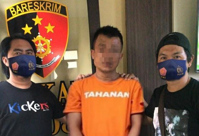 Meresahkan, Tekab 308 Polres Tanggamus Tangkap Resedivis Pemerasan di Pasar Kota Agung