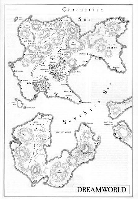 Jeffs Gameblog: mapping dreams