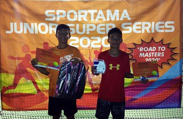 Sportama Junior Super Series I - 2020: Inilah Juaranya