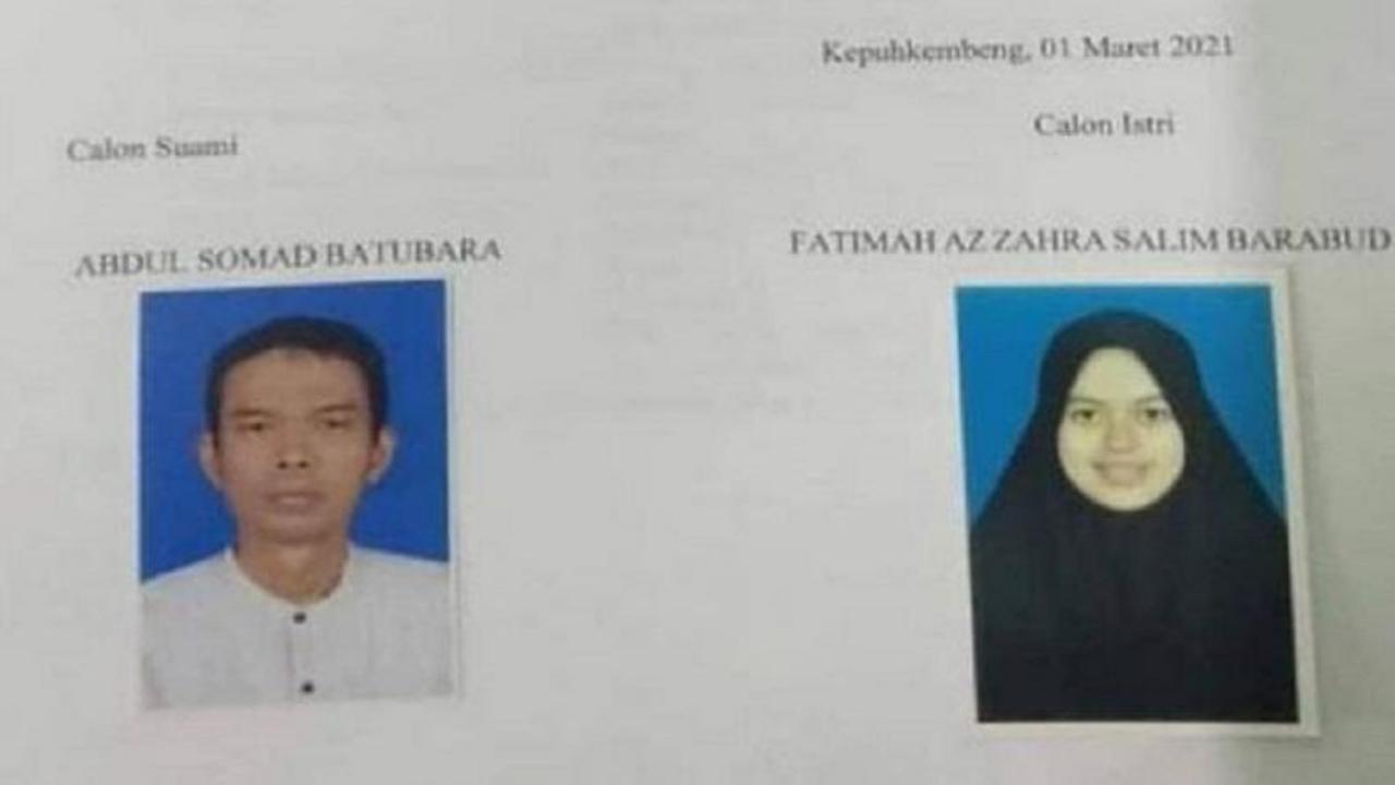 Kabar Gembira, UAS Akan Menikah Lagi, Calon Istri dari Pondok Jombang