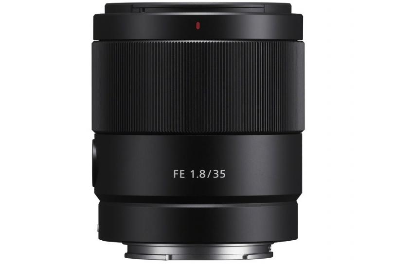 Объектив Sony FE 35mm f/1.8