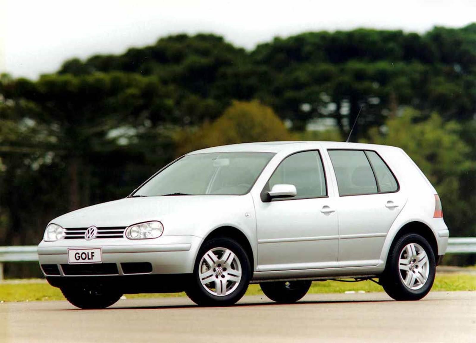 VW Golf GTI 2002