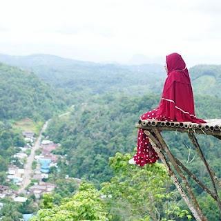 Kalau ini cocok banget buat kalian yang ingin menikmati keindahan alam dari ketinggian.