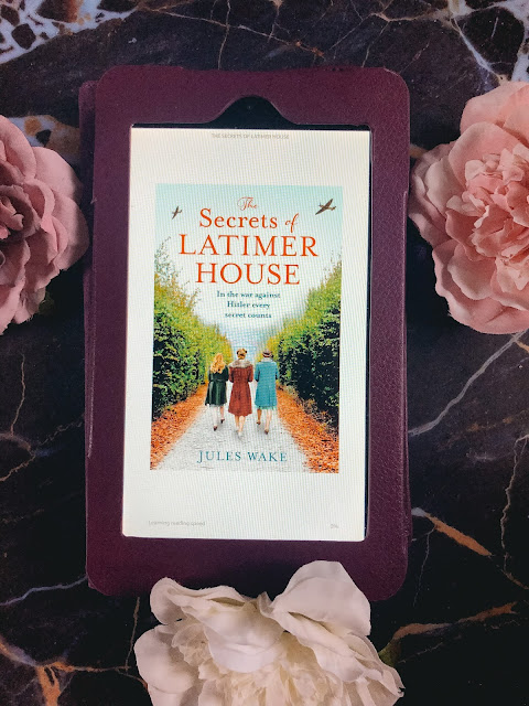 The Secrets of Latimer House by Jules Wake book review