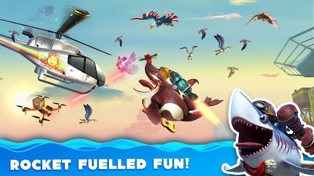 Hungry Shark World APK MOD Unlimited Money