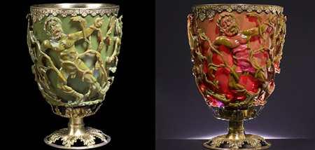 Chiếc cốc 1600 tuổi cho thấy người La Mã đã sử dụng công nghệ Nano