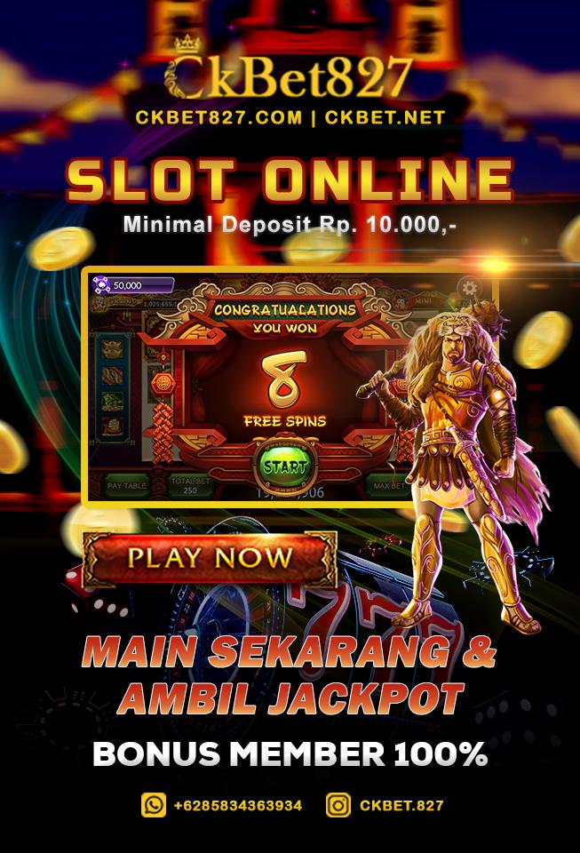 Situs Judi Slot Online CKBET827