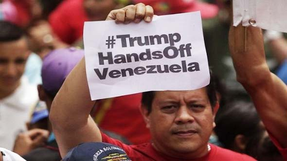 Chavez venezuela har tva miljoner reservister