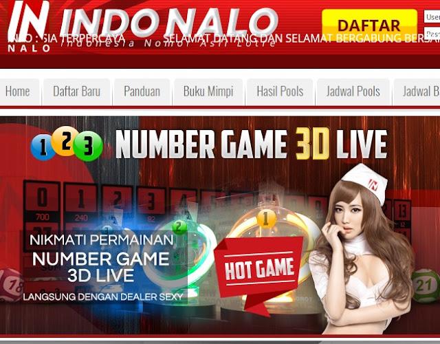 Indonalo Net Agen Judi Gel Line Nasional Indonesia