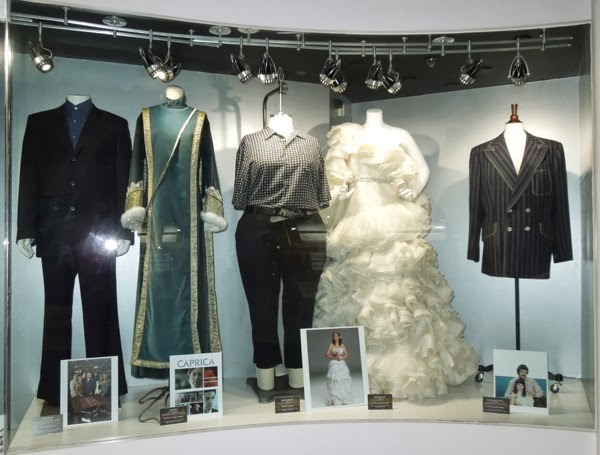 Original Bridesmaids movie costumes Universal Studios Hollywood