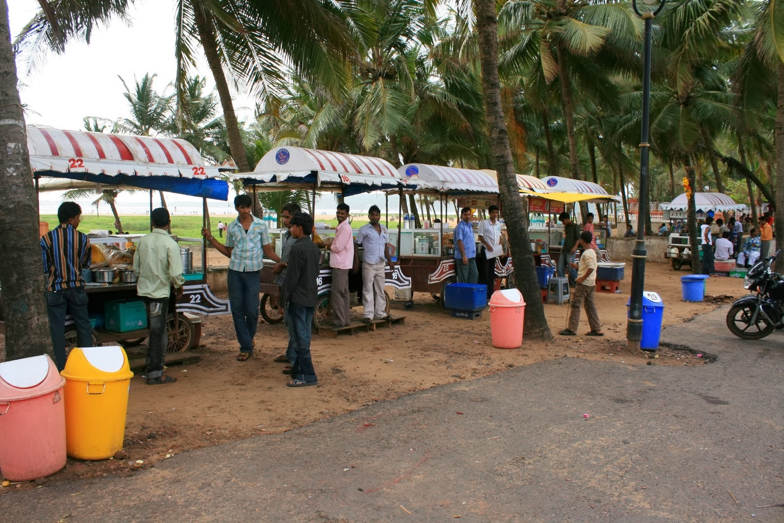 Food Stalls in Goa