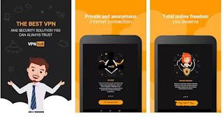 VPNhub Best FREE VPN & Proxy Premium v1.4.1 APK
