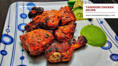 home made tandoori chicken recipe