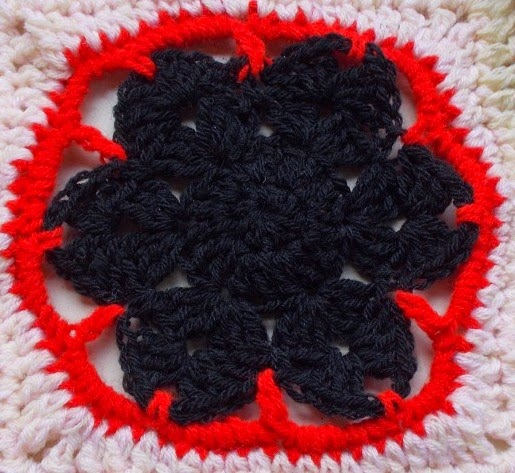 free crochet granny squares patterns