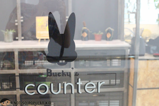Bucky's Counter in BF Homes, Aguirre