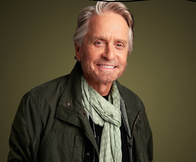 Michael Douglas Shares Life Lessons About His Career, Family, Fatherhood, and the Future in AARP The Magazine's April/May Issue