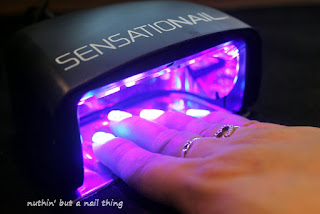 sensationail - Polish to Gel Transformer - Starter Kit