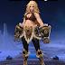 Masha Mobile Legends Hero Wanita Beruang yang memilki 3 Nyawa