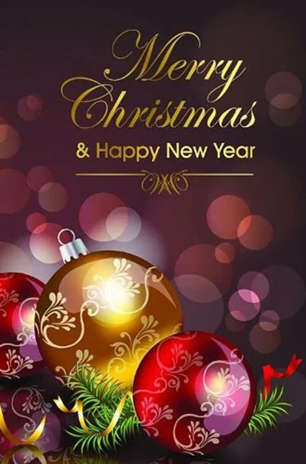Wish you A Mary Christmas - And A Happy new year 2020