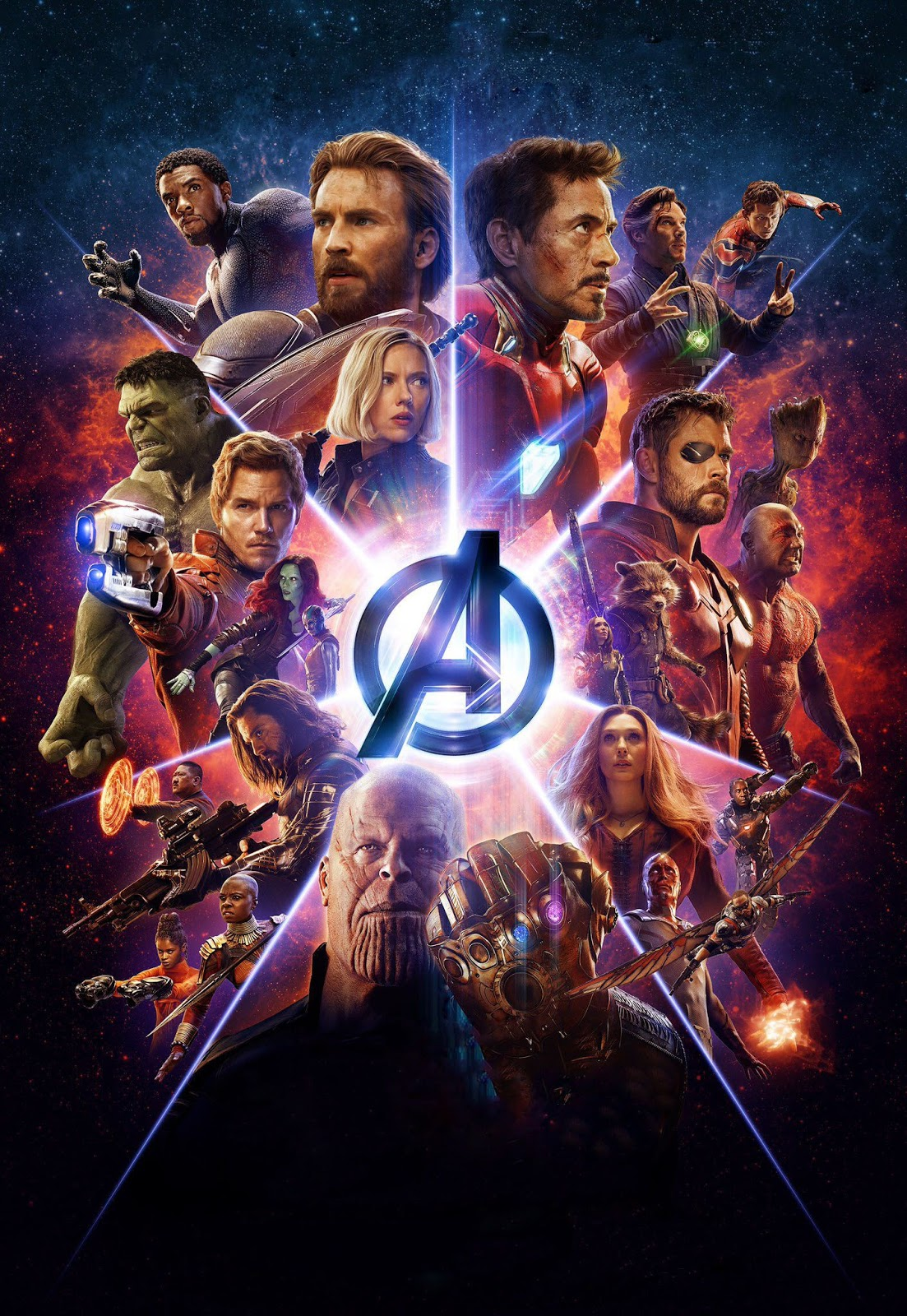 Avengers 4 End Game And Infinity War HD Wallpapers Download In 4K Iron Man, Captain Marvel ...