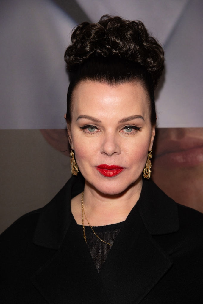 "Debi Mazar attends the opening night of ""West Side Story"" on Broadway at The Broadway Theatre in New York City.- PHOTOGRAPH BY Ron Adar / Echoes Wire/ Barcroft Studios / Future Publishing (Photo credit should read Ron Adar / Echoes Wire/Barcroft Media via Getty Images)"