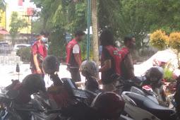 Satgas Covid-19 Kota Pekanbaru Beri Sanksi Sosial ke Belasan Pengunjung Warnet dan PS