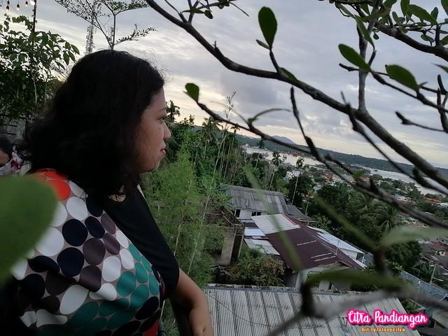 Kisah Café Puncak Tanjungpinang dan Adik