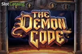 Game Slot The Demon Code Sangat Berkualitas
