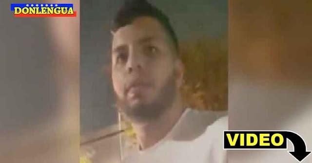 Delincuente venezolano detenido en Chile por sobornar a un policía