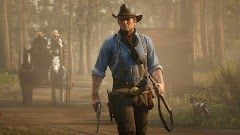 Top Chart UK; Red Dead Redemption 2 Kembali Menggeser Kingdom Hearts III di Pemuncak