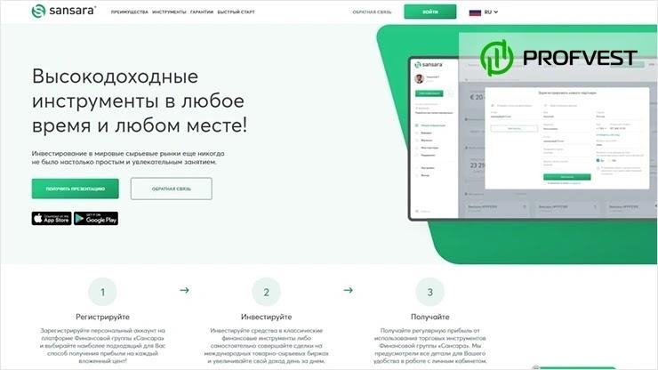 Sansara Group обзор и отзывы HYIP-проекта