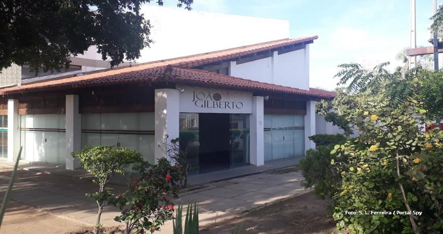 Cobrando urgência em reforma, artistas se organizam para ocupar Centro de Cultura João Gilberto neste domingo em Juazeiro (BA) - Foto: S. L. Ferreira-Portal Spy