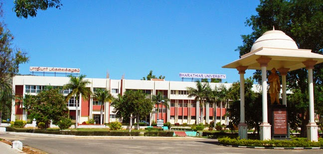 Bharathiar University Distance Education
