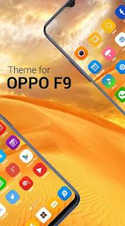 Tema Oppo F9