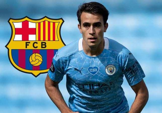 Hỏi mua Eric Garcia với giá rẻ, Barca chọc tức City