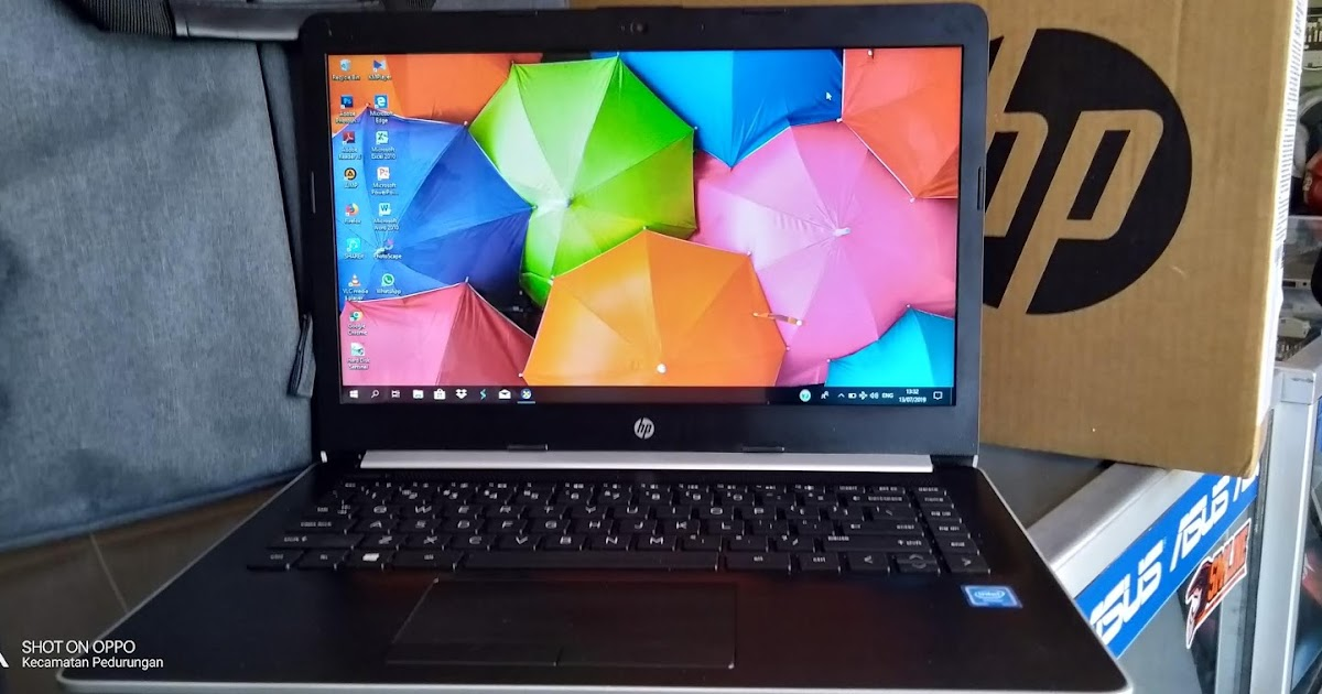 Hp Laptop 14 Ck0013tu Update 13 Juli 2019 Jualbelilaptopberkualitas