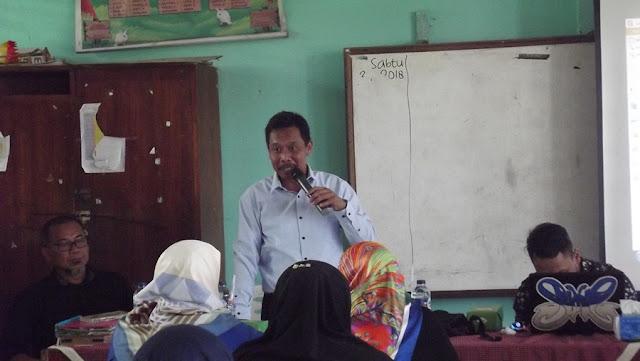 Direktur Utama PT. Inti Prima Aksara (Inprasa) Mustajab Hadi