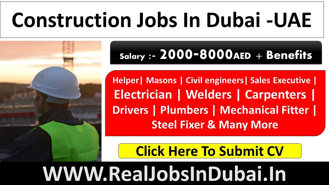 construction jobs in dubai, construction jobs in dubai for freshers, construction job in dubai, l&t construction jobs in dubai