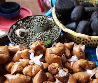 Groundnut paste taste like chickpeas