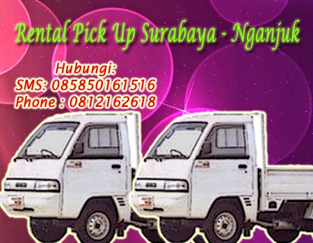 Penyewaan Pick Up Zebra Surabaya-Nganjuk