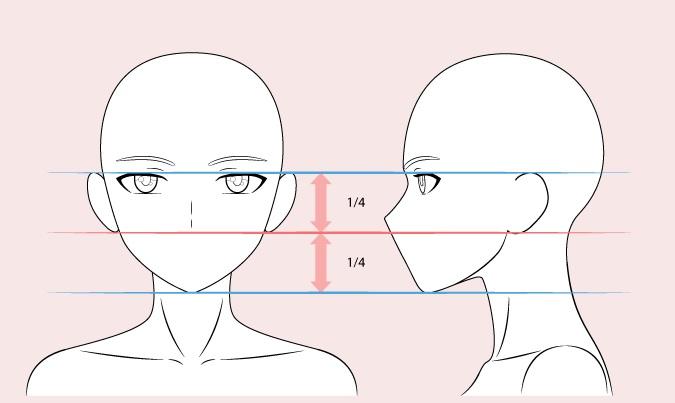 Gambar hidung wanita anime