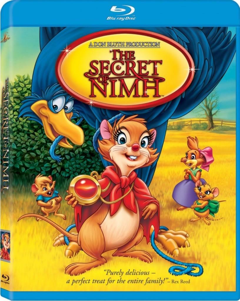 The Secret Of Nimh 1982 - Bí Mật Của Nimh