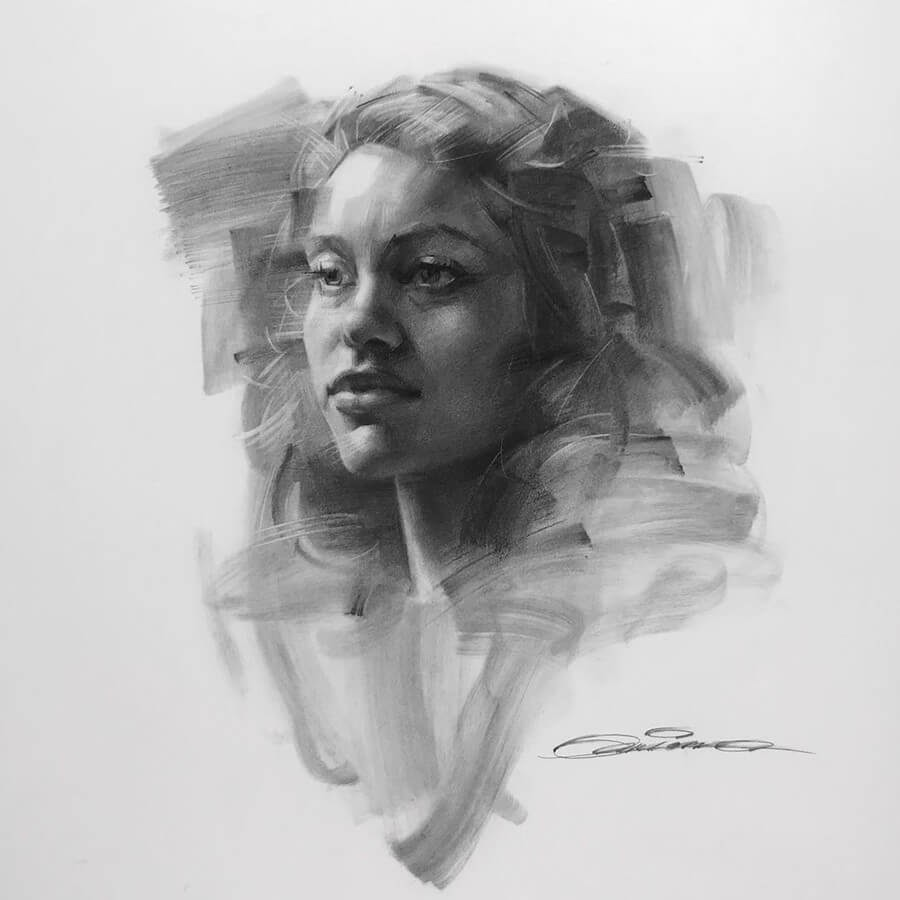 10-Charcoal-Portraits-Charles-Miano-www-designstack-co
