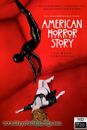 American Horror Story: Murder House (Temporada 1) [720p] [Latino-Ingles] [MEGA]