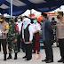 Gubernur Jatim Tinjau Titik Penyekatan Operasi Ketupat Semeru di Exit Tol Ngawi