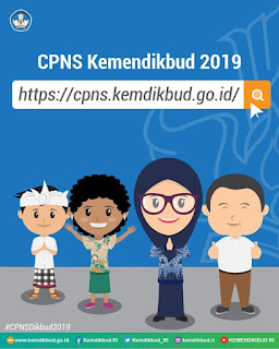 Pengumuman Formasi CPNS Kementerian Pendidikan dan Kebudayaan 2019