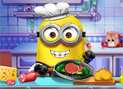 juego Minion Real Cooking